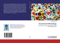 Обложка Ecumenical Missiology