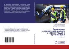 Внедрение специальной оценки условий труда в организации kitap kapağı