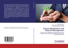 Bookcover of Cancer Metabolism and Natural Management