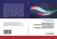 Практикум по психологии человека в организации: Человеческий капитал的封面