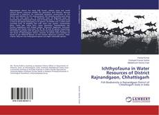 Bookcover of Ichthyofauna in Water Resources of District Rajnandgaon, Chhattisgarh