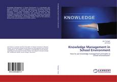 Knowledge Management in School Environment kitap kapağı