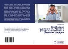 Обложка Самобытная идентичность России и ресурсный потенциал развития социума