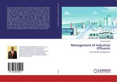 Management of Industrial Effluents kitap kapağı