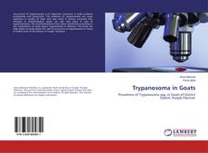 Bookcover of Trypanosoma in Goats