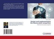 Borítókép a  Design and implementation the license plate recognition - hoz