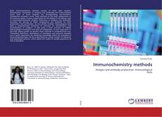 Immunochemistry methods kitap kapağı