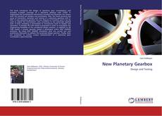Bookcover of New Planetary Gearbox