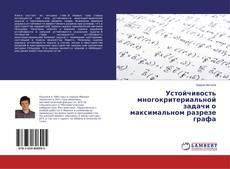 Buchcover von Устойчивость многокритериальной задачи о максимальном разрезе графа