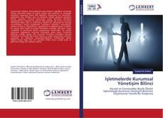 Bookcover of İşletmelerde Kurumsal Yönetişim Bilinci