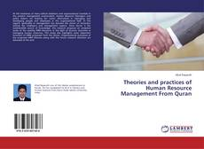 Buchcover von Theories and practices of Human Resource Management From Quran