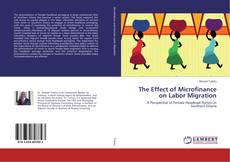 Обложка The Effect of Microfinance on Labor Migration
