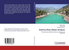 Bookcover of Krishna River Water Analysis