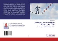 Bookcover of Adaptive Control of Shunt Active Power Filter