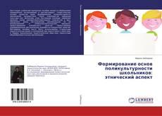 Bookcover of Формирование основ поликультурности школьников: этнический аспект