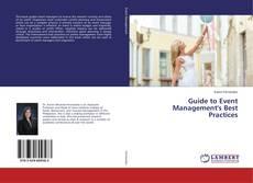 Guide to Event Management's Best Practices的封面