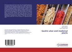 Portada del libro de Gastric ulcer and medicinal plants