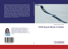 Portada del libro de Child Sexual Abuse in Sudan