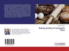 Bookcover of Baking quality of composite flour