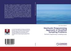 Bookcover of Stochastic Programming Approach in Stratified Sampling Problems
