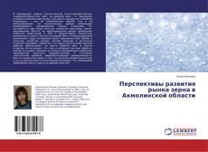 Buchcover von Перспективы развития рынка зерна в Акмолинской области