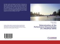 Bookcover of Determination of the Performance Characteristics of a Modified SWHS