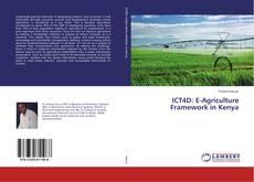 Copertina di ICT4D: E-Agriculture Framework in Kenya