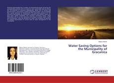 Bookcover of Water Saving Options for the Municipality of Gracanica