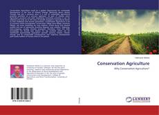 Bookcover of Conservation Agriculture