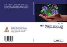 Copertina di 1500 MCQs In General and Clinical Immunology