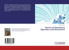 Bookcover of Norms of Elementary Operators and Derivations