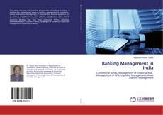 Buchcover von Banking Management in India