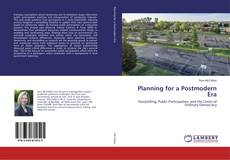 Bookcover of Planning for a Postmodern Era