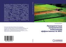 Copertina di Приоритетные направления повышения эффективности ИКС