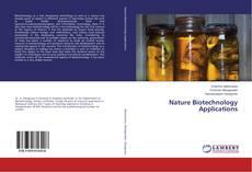 Nature Biotechnology Applications kitap kapağı