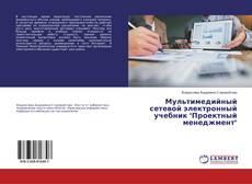 """Bookcover of Мультимедийный сетевой электронный учебник """"Проектный менеджмент"""""""