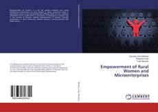Portada del libro de Empowerment of Rural Women and Microenterprises