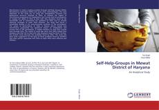 Bookcover of Self-Help-Groups in Mewat District of Haryana