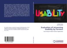 Bookcover of Evaluation of mLearning Usability by Farmers