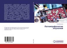 Патоморфология опухолей的封面