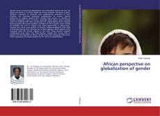 Обложка African perspective on globalization of gender