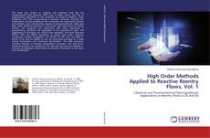 Capa do livro de High Order Methods Applied to Reactive Reentry Flows, Vol. 1