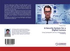 Bookcover of A Security System for a Digital Camera