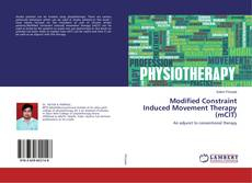 Capa do livro de Modified Constraint Induced Movement Therapy (mCIT)
