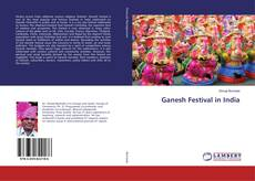 Bookcover of Ganesh Festival in India