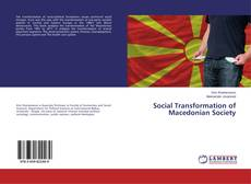 Bookcover of Social Transformation of Macedonian Society