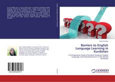 Bookcover of Barriers to English Language Learning in Kurdistan