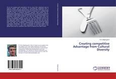 Portada del libro de Creating competitive Advantage from Cultural Diversity