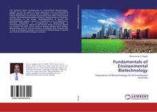 Buchcover von Fundamentals of Environmental Biotechnology