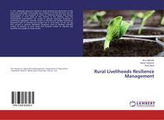 Bookcover of Rural Livelihoods Resilience Management